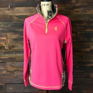 Browning 1/4 Zip Pullover